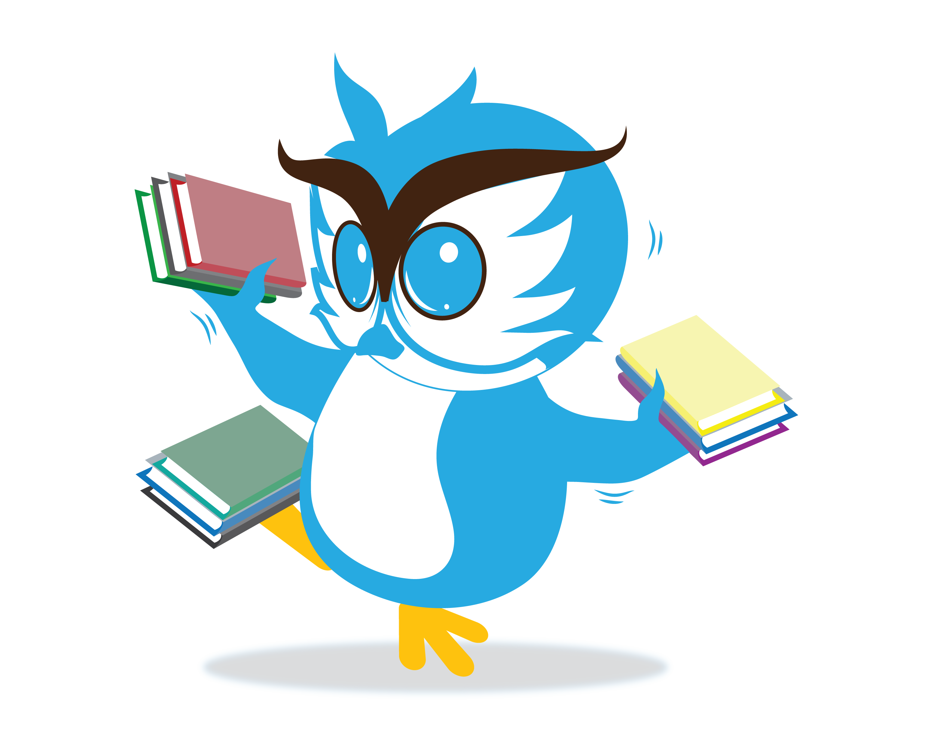 Books for students owl